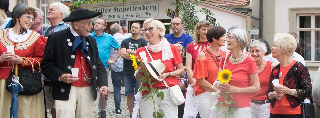 weinfest zeil am main 2019